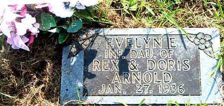 ARNOLD, EVELYN E. - Boone County, Arkansas | EVELYN E. ARNOLD - Arkansas Gravestone Photos