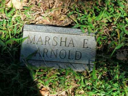 ARNOLD, MARSHA E. - Boone County, Arkansas | MARSHA E. ARNOLD - Arkansas Gravestone Photos