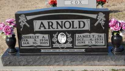 ARNOLD, SHIRLEY A. - Boone County, Arkansas | SHIRLEY A. ARNOLD - Arkansas Gravestone Photos
