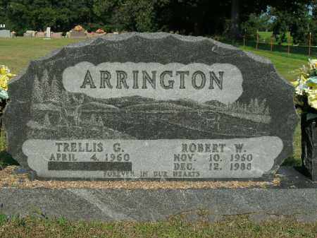 ARRINGTON, ROBERT WAYNE - Boone County, Arkansas | ROBERT WAYNE ARRINGTON - Arkansas Gravestone Photos