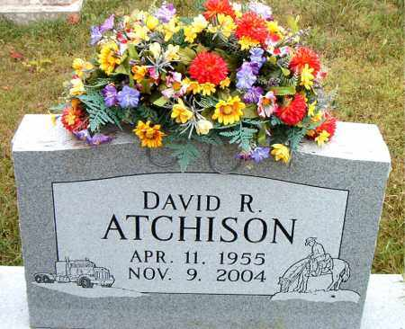 ATCHISON, DAVID  R - Boone County, Arkansas | DAVID  R ATCHISON - Arkansas Gravestone Photos