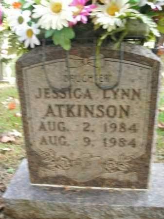 ATKINSON, JESSICA LYNN - Boone County, Arkansas | JESSICA LYNN ATKINSON - Arkansas Gravestone Photos