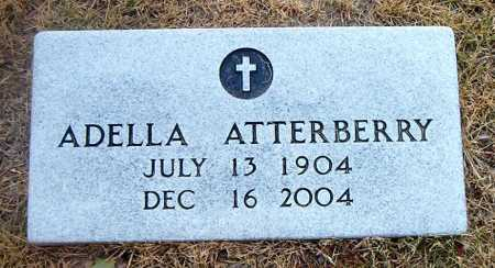 ATTERBERRY, ADELLA - Boone County, Arkansas | ADELLA ATTERBERRY - Arkansas Gravestone Photos