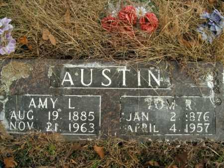 AUSTIN, AMY L. - Boone County, Arkansas | AMY L. AUSTIN - Arkansas Gravestone Photos