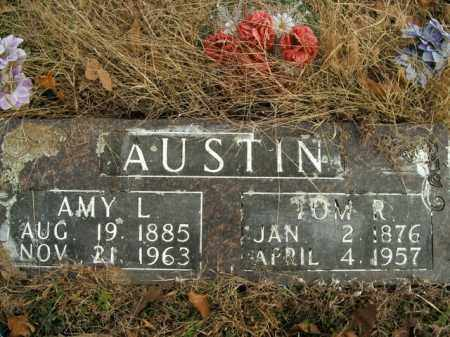 AUSTIN, TOM R. - Boone County, Arkansas | TOM R. AUSTIN - Arkansas Gravestone Photos