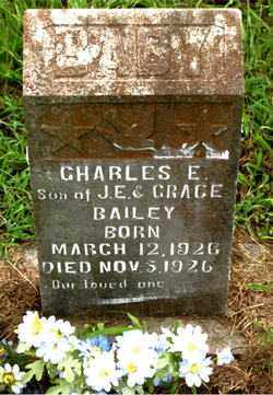 BAILEY, CHARLES - Boone County, Arkansas | CHARLES BAILEY - Arkansas Gravestone Photos