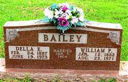 BAILEY, WILLIAM P - Boone County, Arkansas | WILLIAM P BAILEY - Arkansas Gravestone Photos