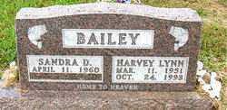 BAILEY, HARVEY LYNN - Boone County, Arkansas | HARVEY LYNN BAILEY - Arkansas Gravestone Photos