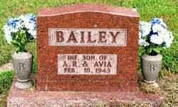 BAILEY, INFANT SON - Boone County, Arkansas | INFANT SON BAILEY - Arkansas Gravestone Photos