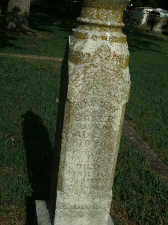 BAKER, ANDREW - Boone County, Arkansas | ANDREW BAKER - Arkansas Gravestone Photos