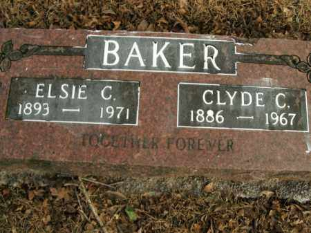 BAKER, ELSIE C. - Boone County, Arkansas | ELSIE C. BAKER - Arkansas Gravestone Photos