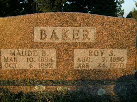BAKER, ROY S. - Boone County, Arkansas | ROY S. BAKER - Arkansas Gravestone Photos