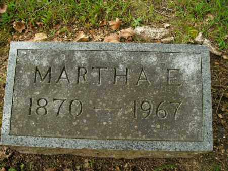 BAKER, MARTHA EMILENE - Boone County, Arkansas | MARTHA EMILENE BAKER - Arkansas Gravestone Photos
