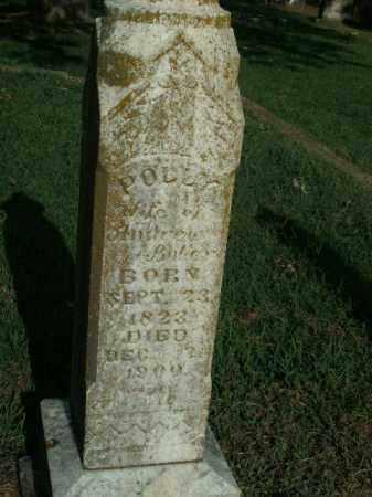 BAKER, POLLY - Boone County, Arkansas | POLLY BAKER - Arkansas Gravestone Photos