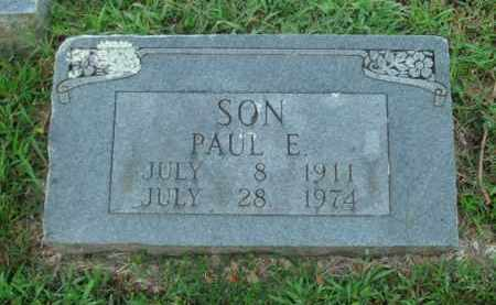 BANTA, PAUL E. - Boone County, Arkansas | PAUL E. BANTA - Arkansas Gravestone Photos