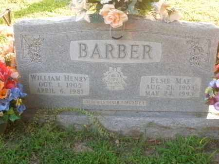 BARBER, WILLIAM HENRY - Boone County, Arkansas | WILLIAM HENRY BARBER - Arkansas Gravestone Photos