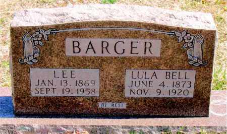 BARGER, LEONIDAS - Boone County, Arkansas | LEONIDAS BARGER - Arkansas Gravestone Photos