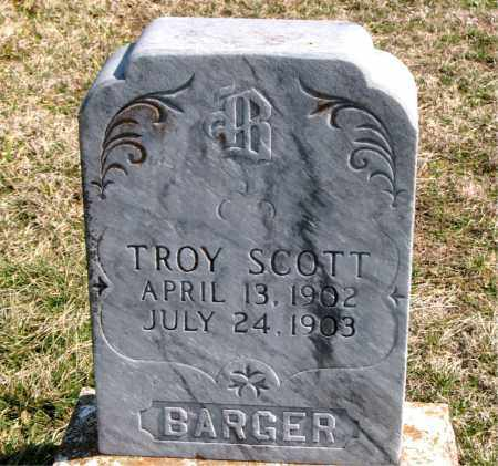 BARGER, TROY SCOTT - Boone County, Arkansas | TROY SCOTT BARGER - Arkansas Gravestone Photos