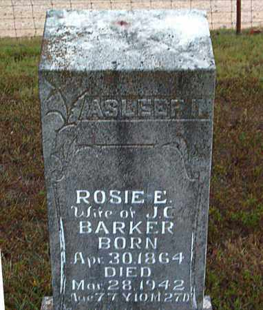 BARKER, ROSIE E. - Boone County, Arkansas | ROSIE E. BARKER - Arkansas Gravestone Photos