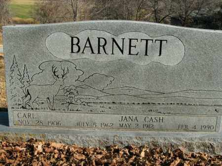 BARNETT, JANA - Boone County, Arkansas | JANA BARNETT - Arkansas Gravestone Photos
