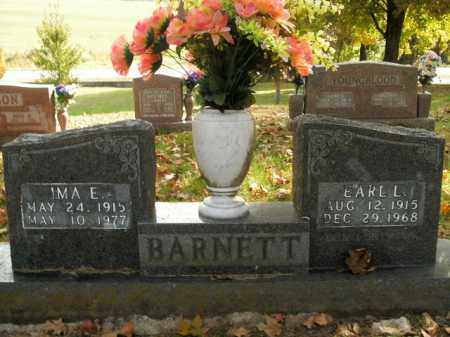 BARNETT, IMA E. - Boone County, Arkansas | IMA E. BARNETT - Arkansas Gravestone Photos