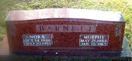 BARNETT, NORA - Boone County, Arkansas | NORA BARNETT - Arkansas Gravestone Photos