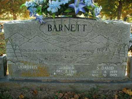 BARNETT, SAMUEL DAVID - Boone County, Arkansas | SAMUEL DAVID BARNETT - Arkansas Gravestone Photos