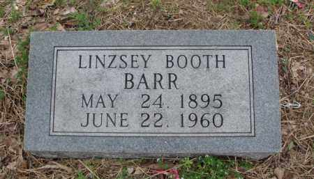 BOOTH BARR, LINZSEY - Boone County, Arkansas | LINZSEY BOOTH BARR - Arkansas Gravestone Photos
