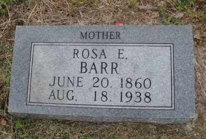 BARR, ROSA E. - Boone County, Arkansas | ROSA E. BARR - Arkansas Gravestone Photos