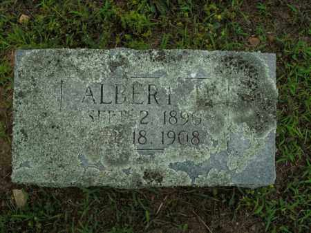BARRETT, ALBERT H. - Boone County, Arkansas | ALBERT H. BARRETT - Arkansas Gravestone Photos