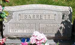 BARRETT, FREDDIE BELLE - Boone County, Arkansas | FREDDIE BELLE BARRETT - Arkansas Gravestone Photos