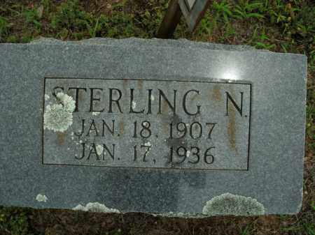 BARRETT, STERLING N. - Boone County, Arkansas | STERLING N. BARRETT - Arkansas Gravestone Photos
