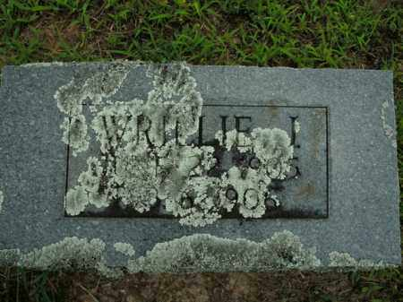 BARRETT, WRILLIE J. - Boone County, Arkansas | WRILLIE J. BARRETT - Arkansas Gravestone Photos