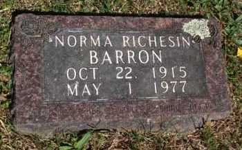 BARRON, NORMA - Boone County, Arkansas | NORMA BARRON - Arkansas Gravestone Photos