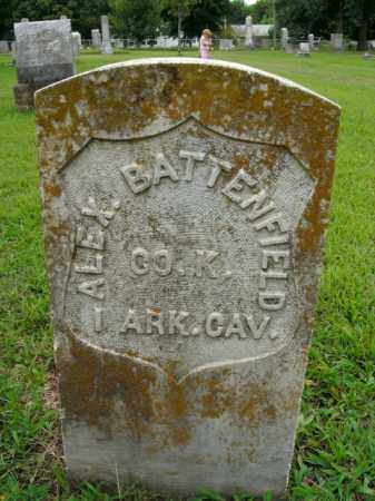 BATTENFIELD  (VETERAN UNION), ALEX - Boone County, Arkansas | ALEX BATTENFIELD  (VETERAN UNION) - Arkansas Gravestone Photos