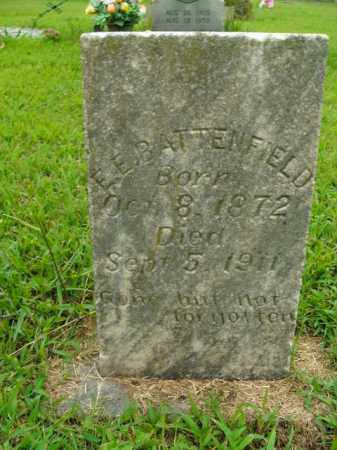 BATTENFIELD, E.E. - Boone County, Arkansas | E.E. BATTENFIELD - Arkansas Gravestone Photos