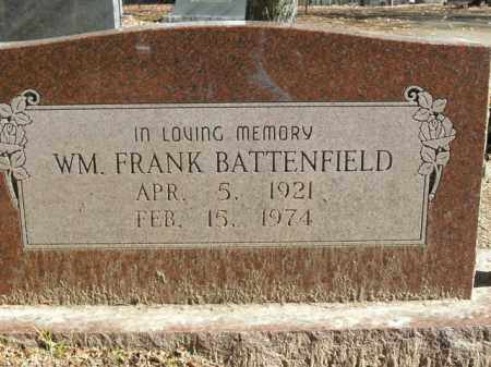 BATTENFIELD, WILLIAM FRANK - Boone County, Arkansas | WILLIAM FRANK BATTENFIELD - Arkansas Gravestone Photos