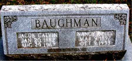 BAUGHMAN, JACOB CALVIN - Boone County, Arkansas | JACOB CALVIN BAUGHMAN - Arkansas Gravestone Photos