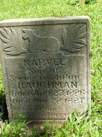 BAUGHMAN, NARVEL - Boone County, Arkansas | NARVEL BAUGHMAN - Arkansas Gravestone Photos