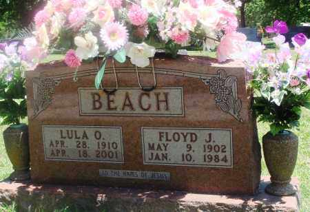 BEACH, FLOYD J - Boone County, Arkansas | FLOYD J BEACH - Arkansas Gravestone Photos