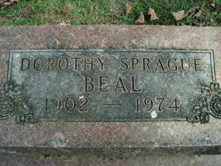 BEAL, DOROTHY - Boone County, Arkansas | DOROTHY BEAL - Arkansas Gravestone Photos