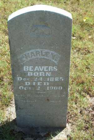 BEAVERS, CHARLEY - Boone County, Arkansas | CHARLEY BEAVERS - Arkansas Gravestone Photos