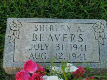 BEAVERS, SHIRLEY A. - Boone County, Arkansas | SHIRLEY A. BEAVERS - Arkansas Gravestone Photos