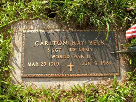 BELK  (VETERAN WWII), CARLTON RAY - Boone County, Arkansas | CARLTON RAY BELK  (VETERAN WWII) - Arkansas Gravestone Photos