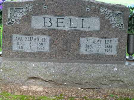 BELL, ALBERT LEE - Boone County, Arkansas | ALBERT LEE BELL - Arkansas Gravestone Photos