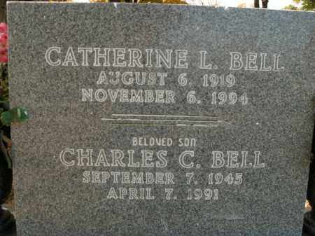 HUDSON BELL, CATHERINE L. - Boone County, Arkansas | CATHERINE L. HUDSON BELL - Arkansas Gravestone Photos