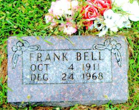 BELL, FRANK - Boone County, Arkansas | FRANK BELL - Arkansas Gravestone Photos