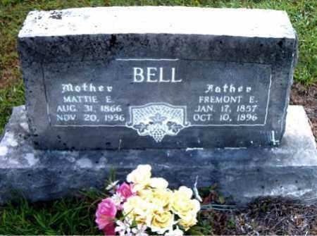 BELL, FREMONT  ELIJAH - Boone County, Arkansas | FREMONT  ELIJAH BELL - Arkansas Gravestone Photos