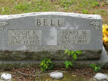 BELL, HENRY M. - Boone County, Arkansas | HENRY M. BELL - Arkansas Gravestone Photos