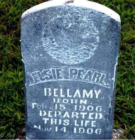 BELLAMY, ELSIE PEARL - Boone County, Arkansas | ELSIE PEARL BELLAMY - Arkansas Gravestone Photos